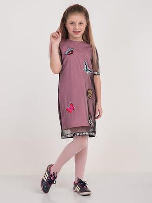 Сукня рожева   4865817