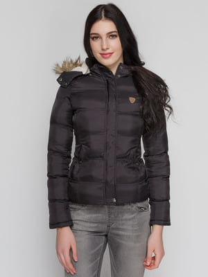 Куртка черная | 4640685