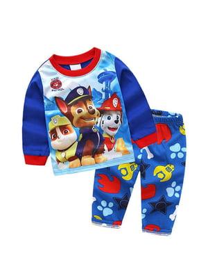 Піжама: джемпер і штани | 4859282