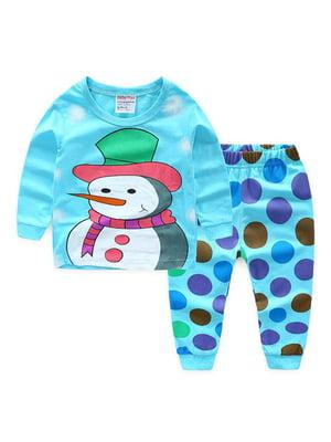 Піжама: джемпер і штани | 4859308