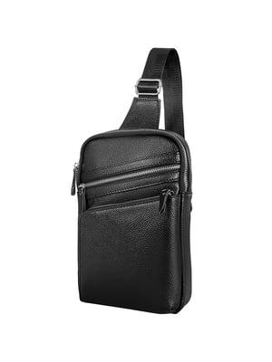 Сумка-рюкзак черная | 4854581