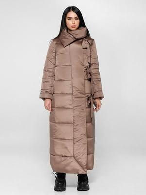 Пальто светло-коричневое | 4828110