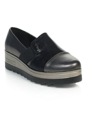 Туфли черные | 4865608