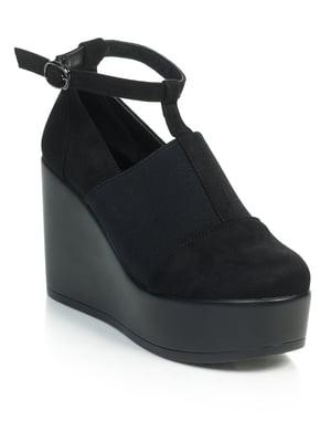 Туфли черные   4865613