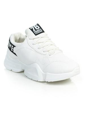 Кроссовки белые   4865612