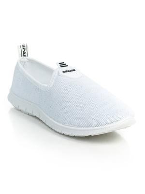 Кроссовки белые | 4865616