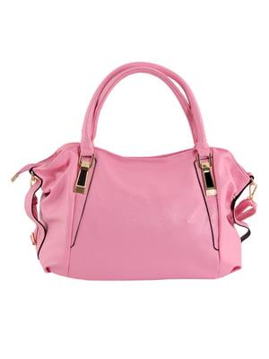 Сумка розовая | 4866545