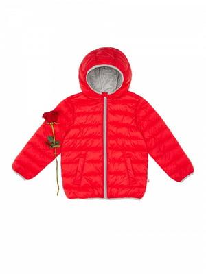 Куртка червона | 4523766