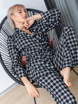 Пижама: жакет и брюки | 4860161