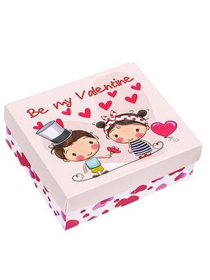 Набір мила ручної роботи «Будь моїм Валентином» (270 г) - Bila Lileya - 4866898