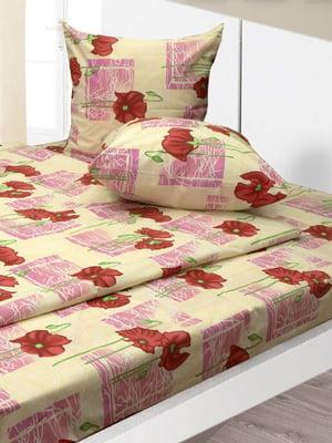 Комплект постельного белья полуторный | 4866727