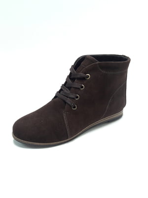 Ботинки коричневые | 4867559