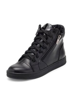 Ботинки черные | 4827835