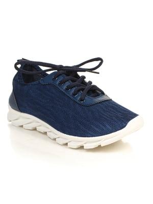 Кроссовки синие | 4866146