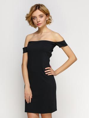 Платье черное | 4546035