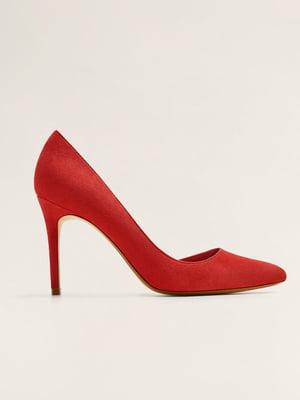 Туфли красные | 4861084