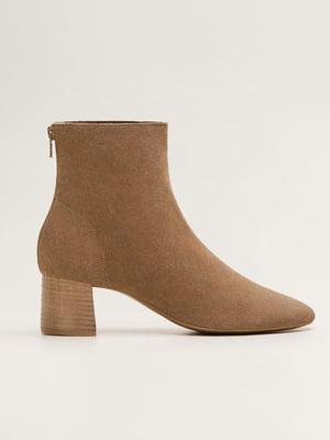 Ботинки коричневые | 4861131