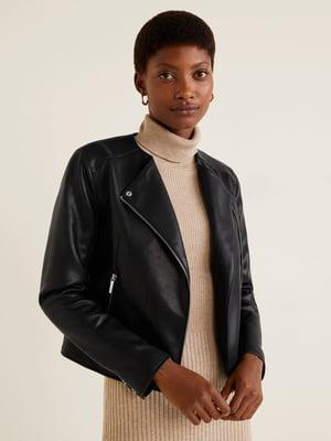 Куртка чорна | 4861153