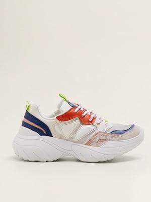 Кроссовки разноцветные | 4861173