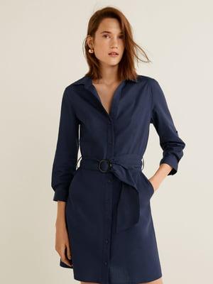 Сукня синя | 4861207