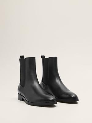 Ботинки черные | 4867054
