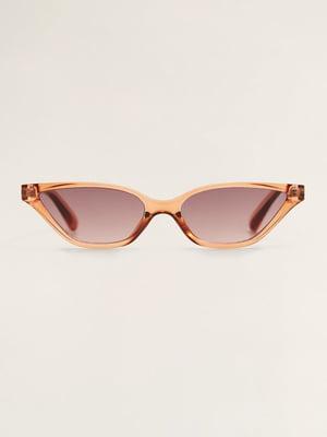 Очки солнцезащитные | 4861019