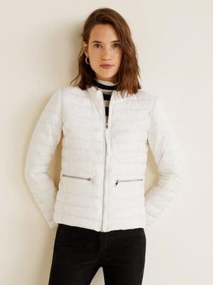 Куртка белая | 4861111
