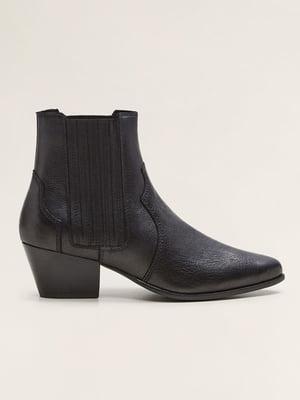 Ботинки черные | 4861168