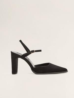 Туфли черные | 4861182