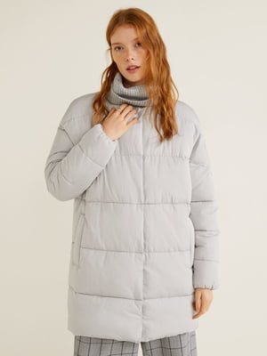 Пальто серое | 4861186