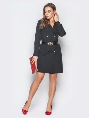 Платье черное | 4868175