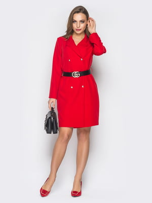 Платье красное | 4868176