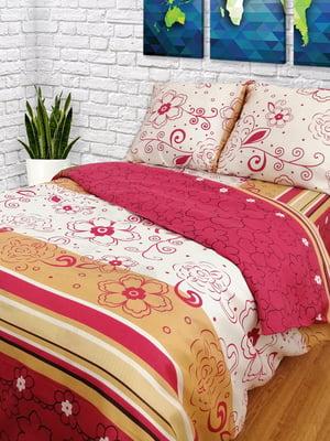 Комплект постельного белья полуторный | 4834541