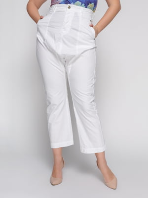 Штани білі | 3957415