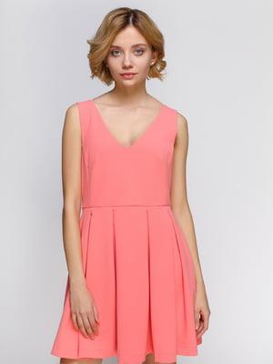 Сукня коралова | 4632622