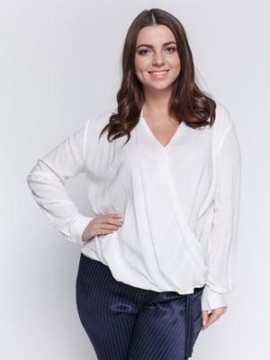 Блуза біла | 4540894