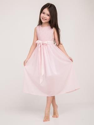 Сукня персикового кольору   4866610