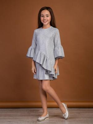 Сукня срібляста   4866611