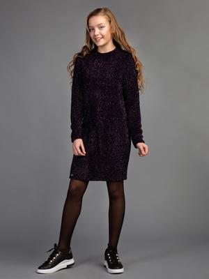 Сукня фіолетова   4866661