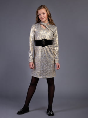 Сукня золотиста   4866666