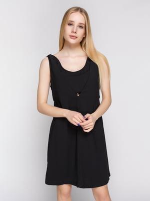 Платье черное | 2218668