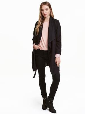 Пальто черное | 4424156
