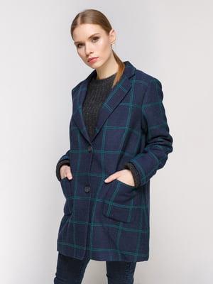 Пальто клетчатое | 4791397