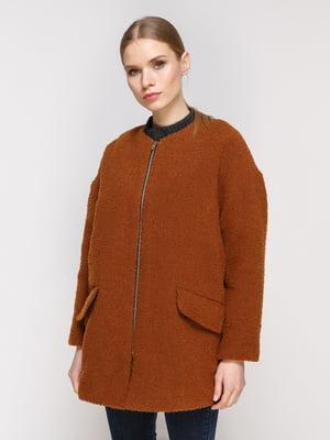 Пальто коричневое | 4791398