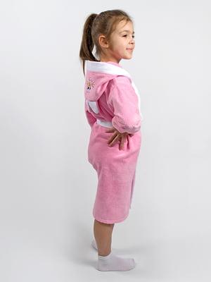 Халат рожевий | 4857831