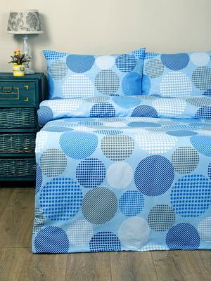 Комплект постельного белья двуспальный (евро) | 4863008