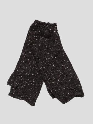 Митенки черные | 3780370