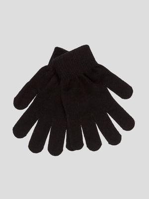 Рукавички чорні | 4635735