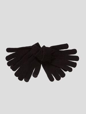 Перчатки черные | 3791677