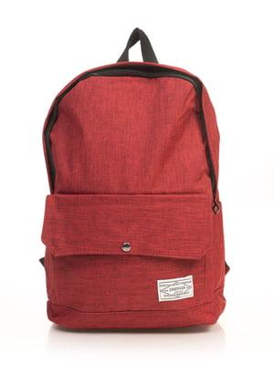 Рюкзак красный | 4826097